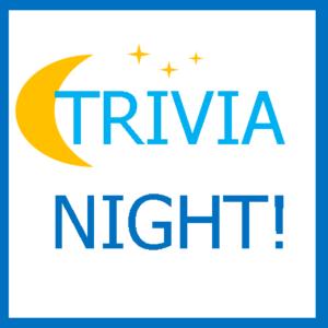 9th Annual Trivia Night!  March 9, 2019